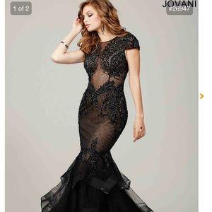 Jovani Dresses - Sexy beaded Jovani dress